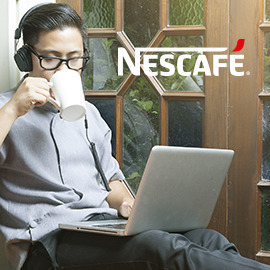 NESCAFÉ Mixes for Young People