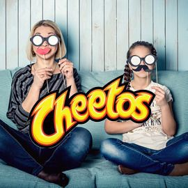 Cheetos Packaging – family fun