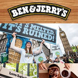 A new place to play for Ben & Jerry's!