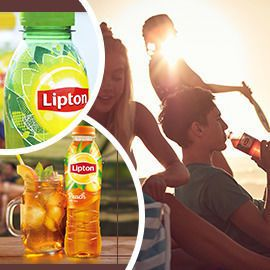 Sustainable Lipton Ice Tea Packaging