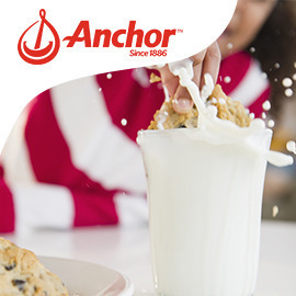 Anchor - Innovation produits laitiers