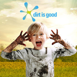 奥妙:Dirt is Good的优越性