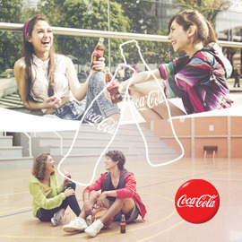 Coca-Cola - Packaging for teens