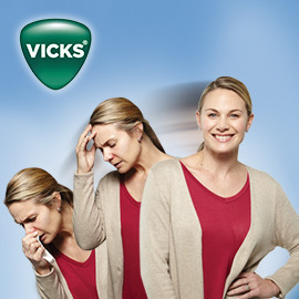 Vicks - Action Cold & Flu