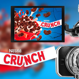 CRUNCH - Pitch the next video