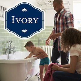 Ivory Body Cleansing Products