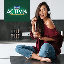Activia Innovation: Excitement and Exploration