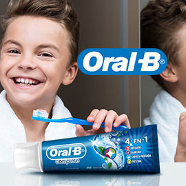 Oral-B for teenagers