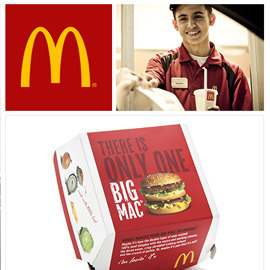 Big Mac et Chicken McNuggets
