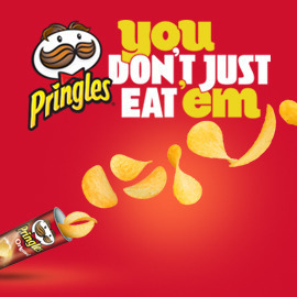 Affiches Pringles