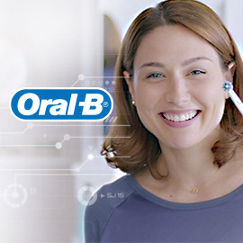 Oral-B Electric Toothbrush - Print