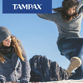 Tampax - Form Fit