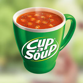 Cup-a-Soup いつでも、どこでも
