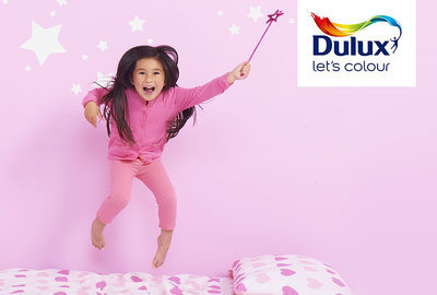 Проект Let's Colour от компании Dulux
