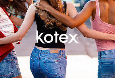 Kotex - Wearless Sanitary Pad