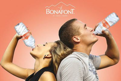 A new label for BONAFONT