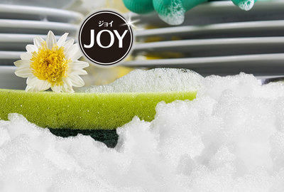 JOY Dishwashing Suds/Froth