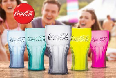 Coca-Cola Glass Design