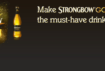 Strongbow Gold Cider - ES