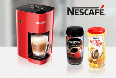 NESCAFÉ Red Cup 咖啡机