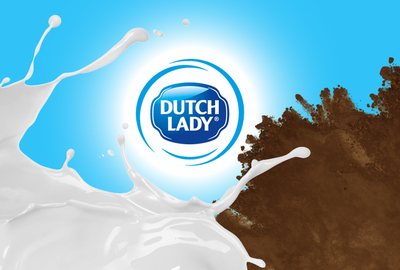 Chocolat au lait Dutch Lady