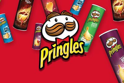 Pringles: A can full of flavour