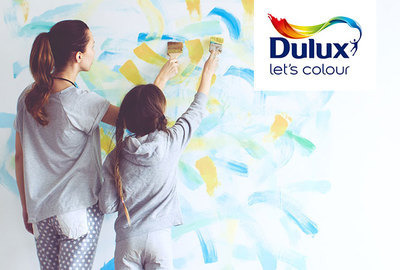 Dulux – simple decorative changes