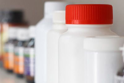 New packaging needed for vitamin and mineral supplements!