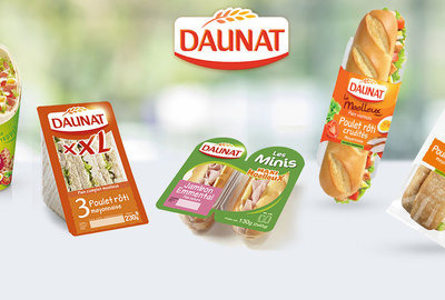 Daunat - Next Generation of Sandwich