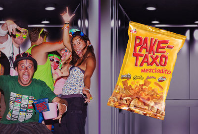 Paketaxo Party Snacks