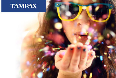 Tampax - Small & Powerful