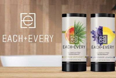 Introduce Each & Every Clean Deodorant
