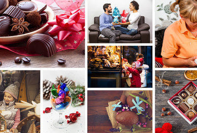 NESTLÉ: Chocolate & sweets gifting
