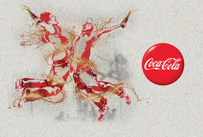 Coca-Cola - Energizing Refreshment