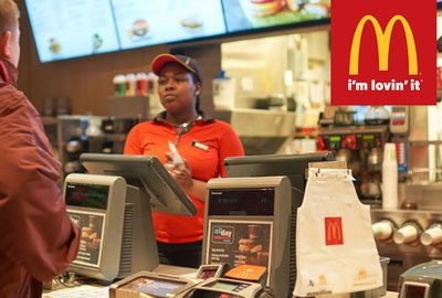 A new value menu for McDonald's US.