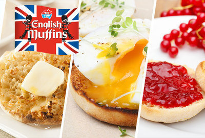 Tip Top English Muffins