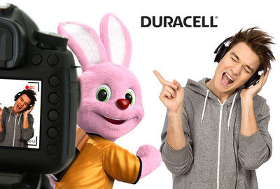 Running on Duracell video