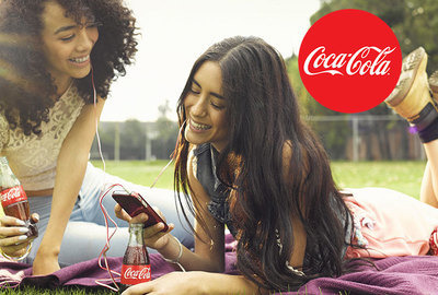 "Coca-Cola ""Eyes Closed"""