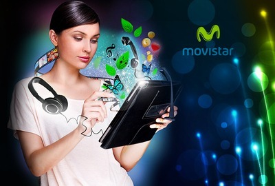 Movistar - Serat Optik