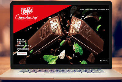 KitKat E-Commerce