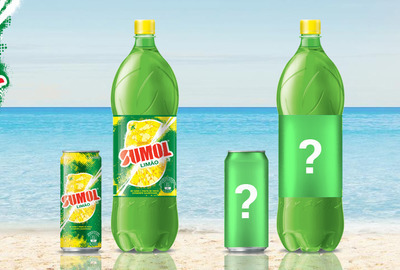 Sumol - Packaging