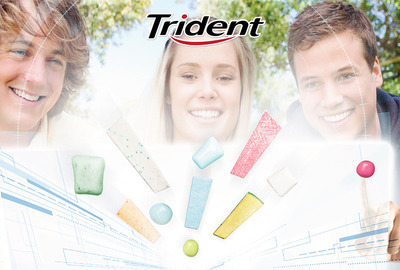 Trident - Chicle virtual