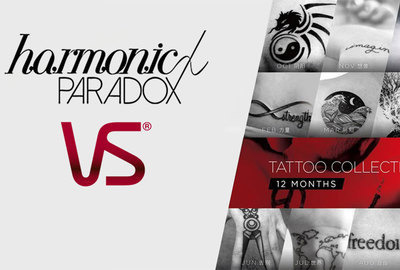 Vidal Sassoon - Tattoo Design