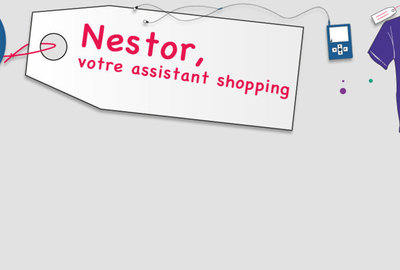 Nestor, votre assistant shopping