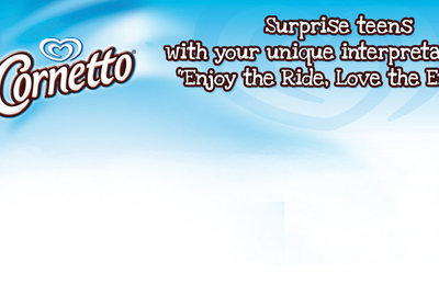 Cornetto - Enjoy the ride, Love the Ending