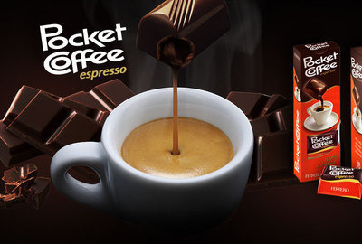 Ferrero — Pocket Coffee