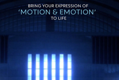 What is your expression of Motion & Emotion?