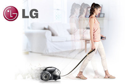 LG Kompressor FOLLOW ME™