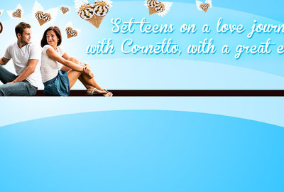 Cornetto - Love Journey