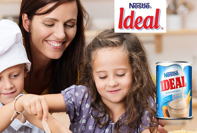 NESTLÉ IDEAL - The Magic of First Times